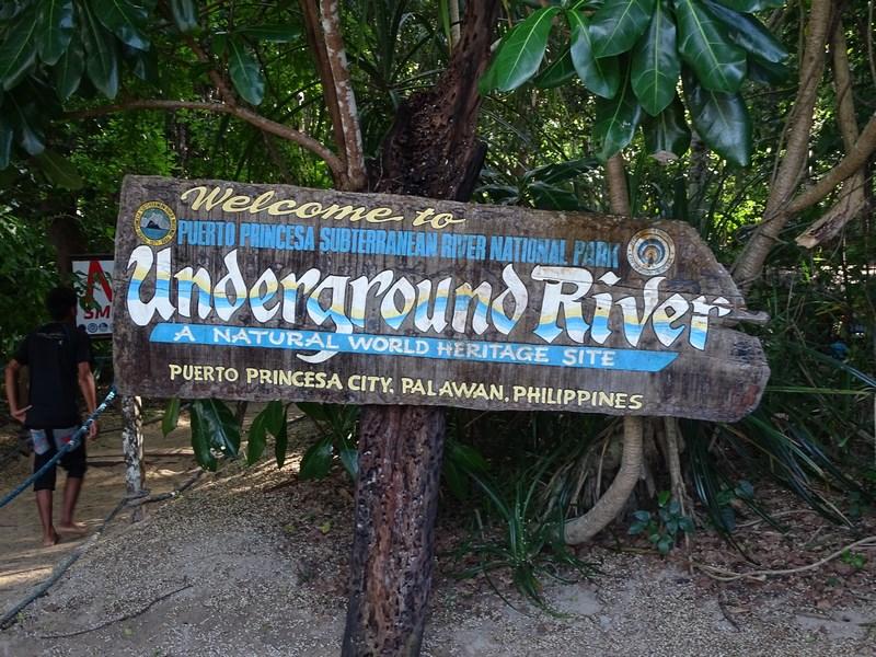 Semn Underground River