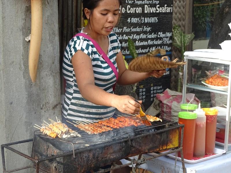 El Nido Street Food