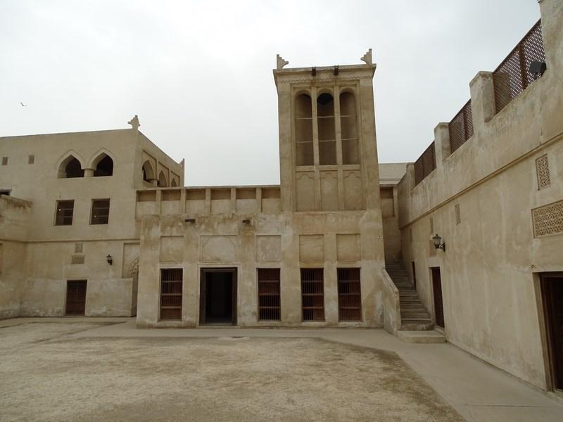 . Arhitectura Traditionala Bahrain