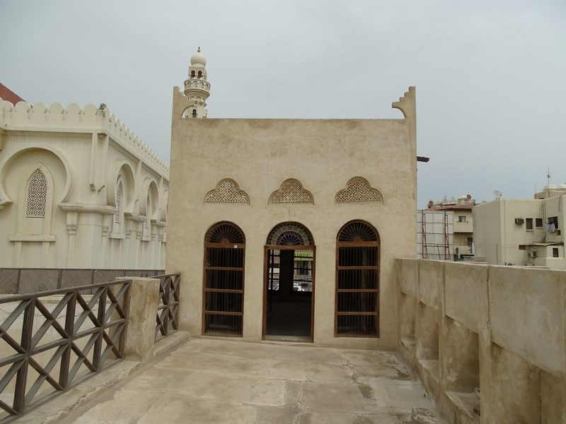 . Fort Muharraq