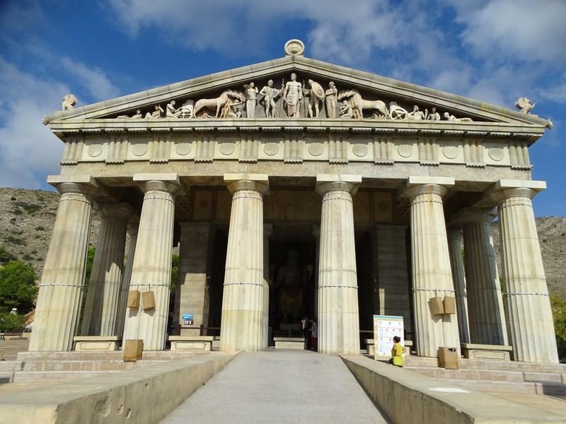 Templu Terra Mitica