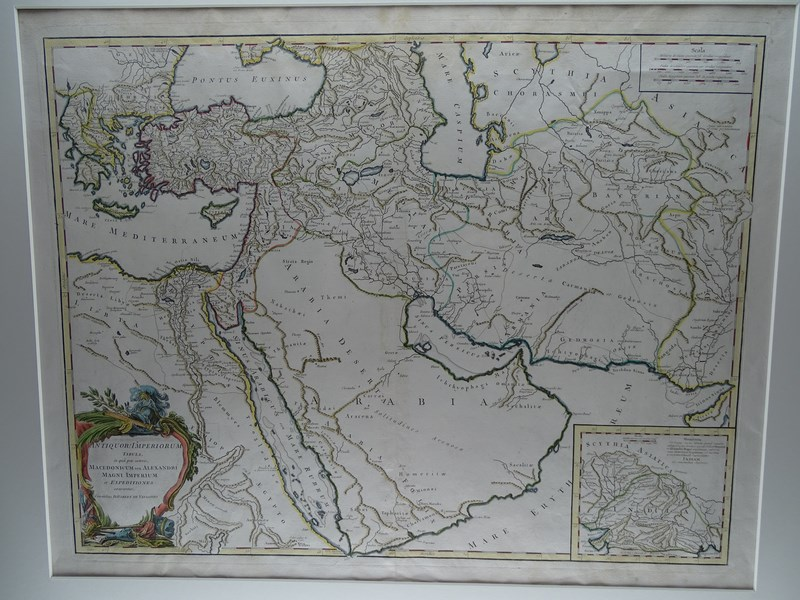 . Harta Arabia