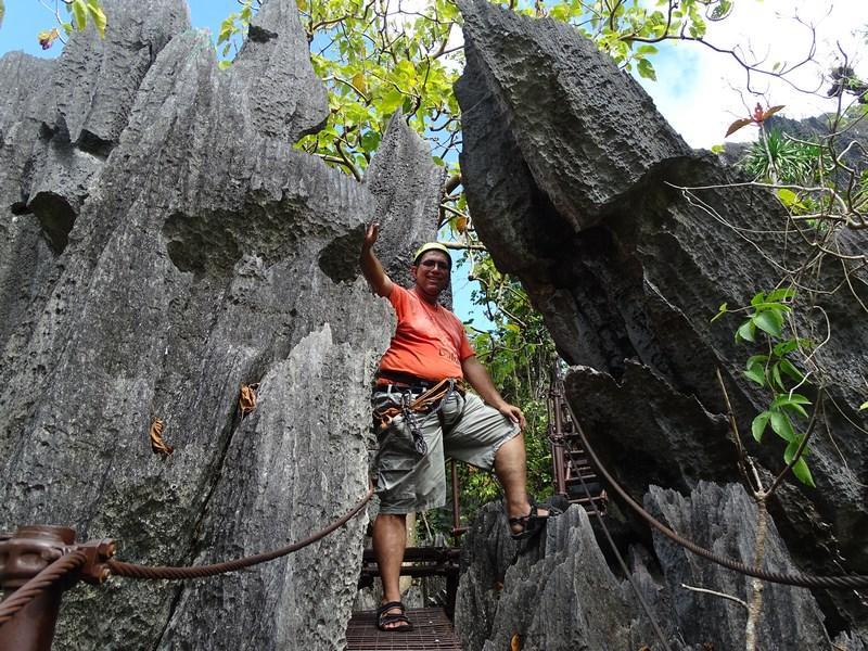 El Nido Climbing