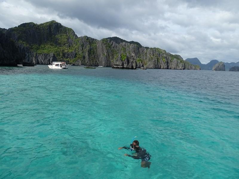 Snorkelling EL Nido