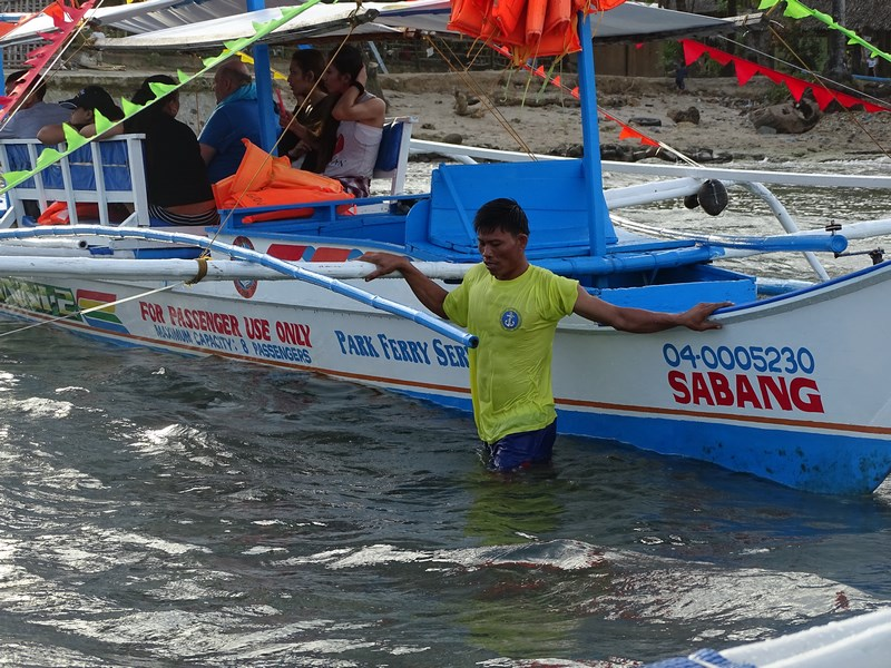 Boatman Sabang