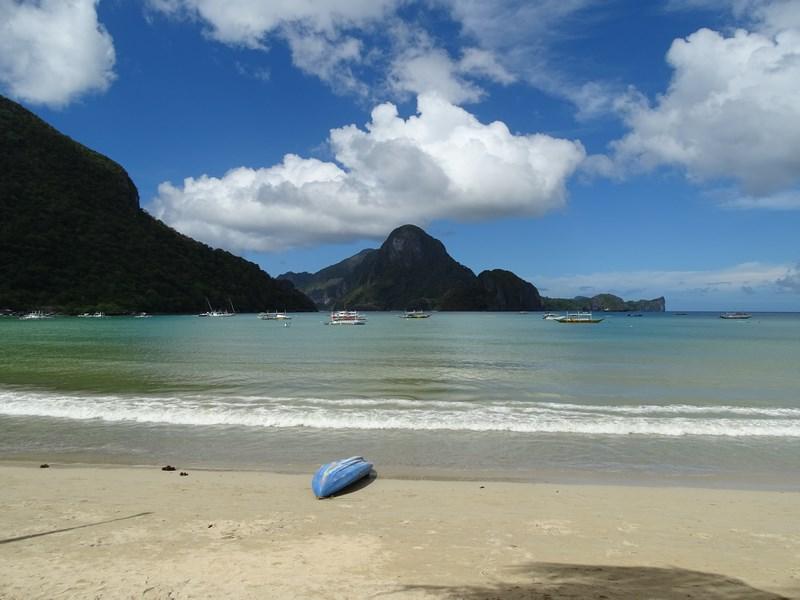El Nido Beach