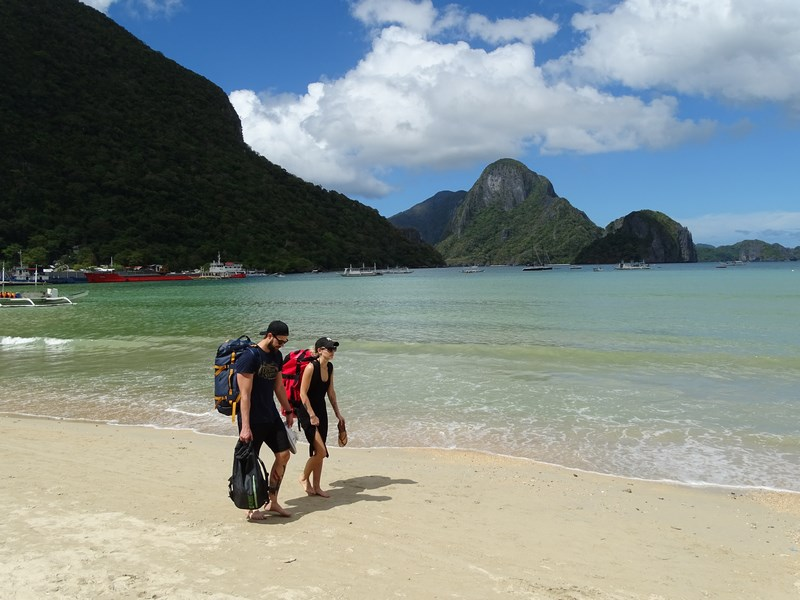 Backpackers El Nido