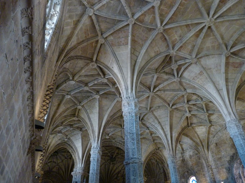 . Interior Manastirea Jeronimos