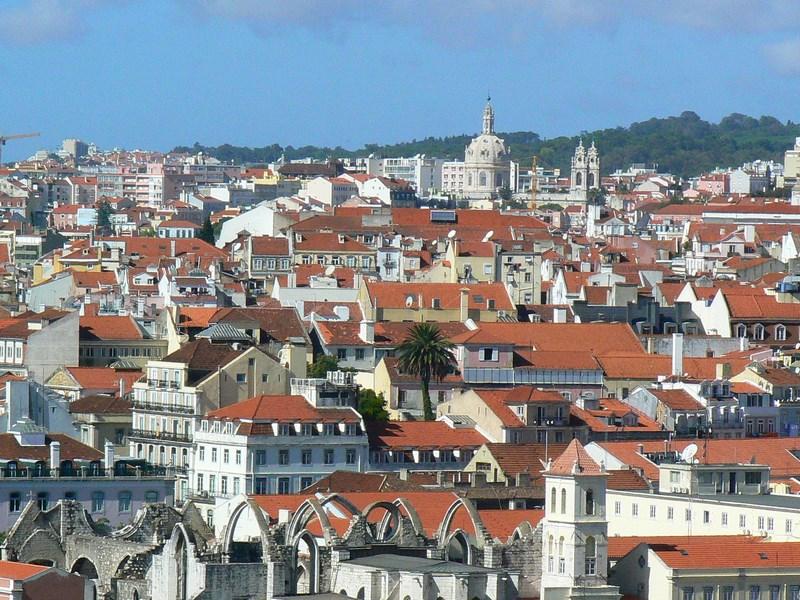 . Panorama Lisabona
