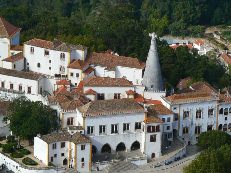 . Palatul Regal Sintra
