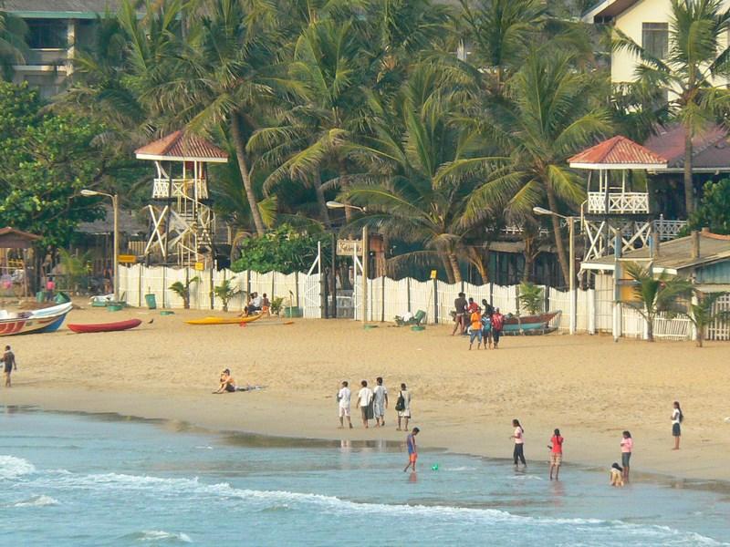 Plaja Colombo