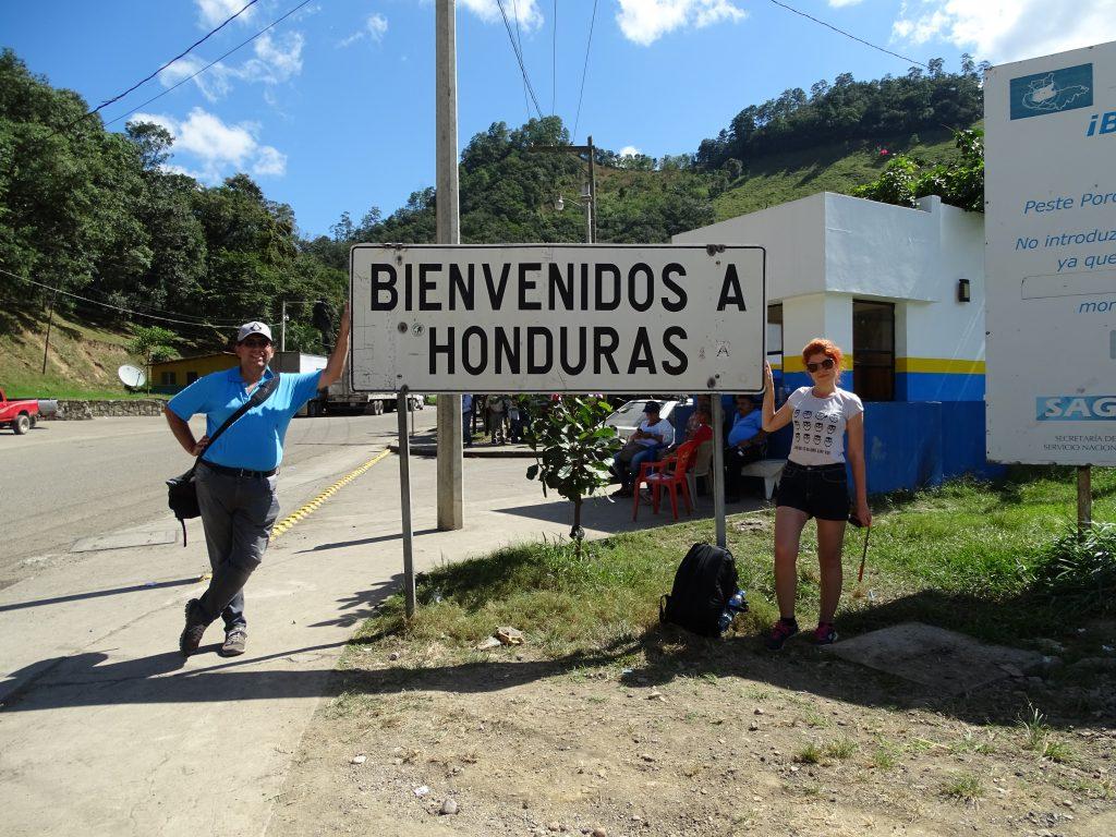 Benvenidos A Honduras