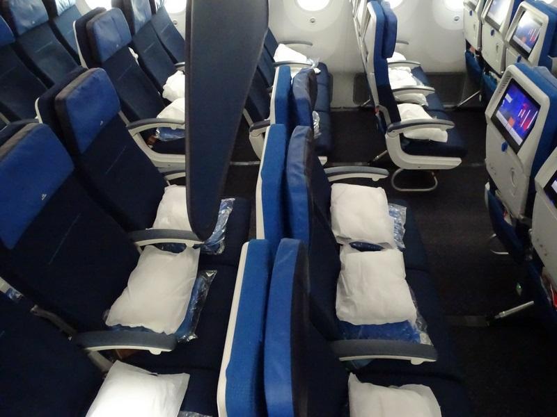 KLM Comfort Economy Dreamliner