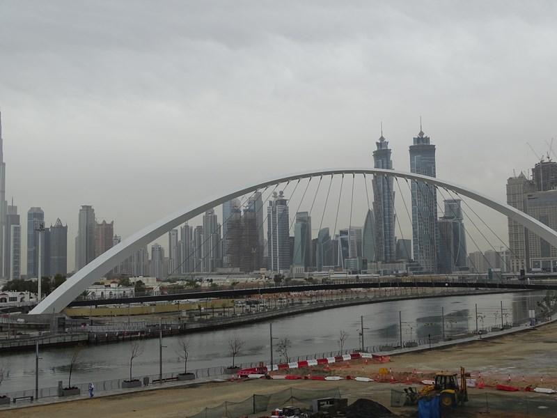 Dubai Canal Walk