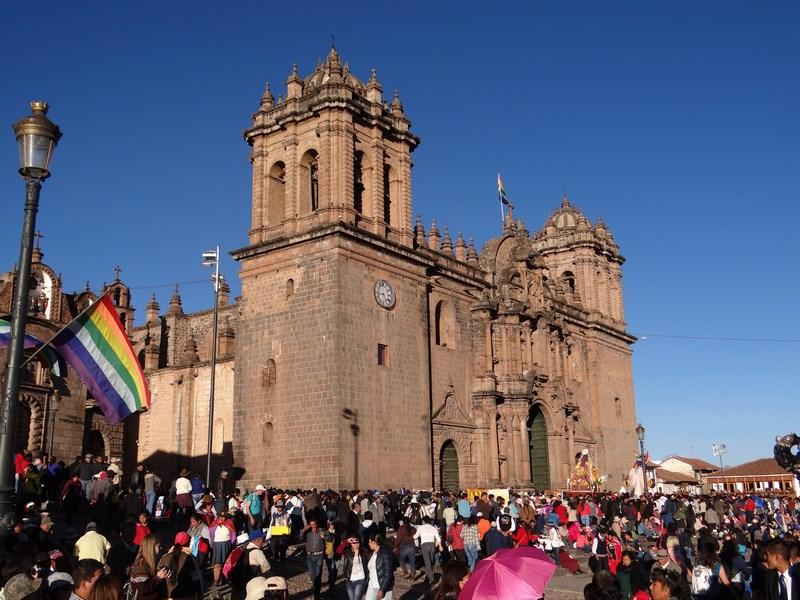 Fiesta In Cuzco