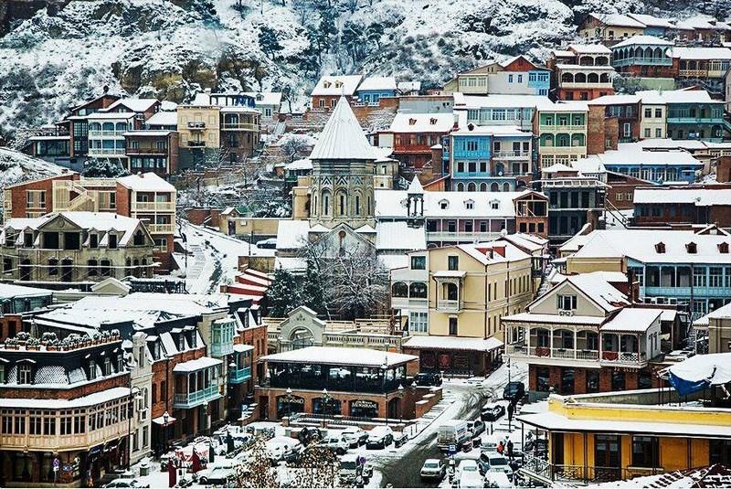 . Tbilisi Iarna Copy