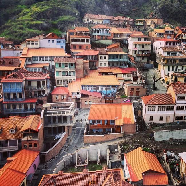 . Tbilisi Orasul Vechi Copy