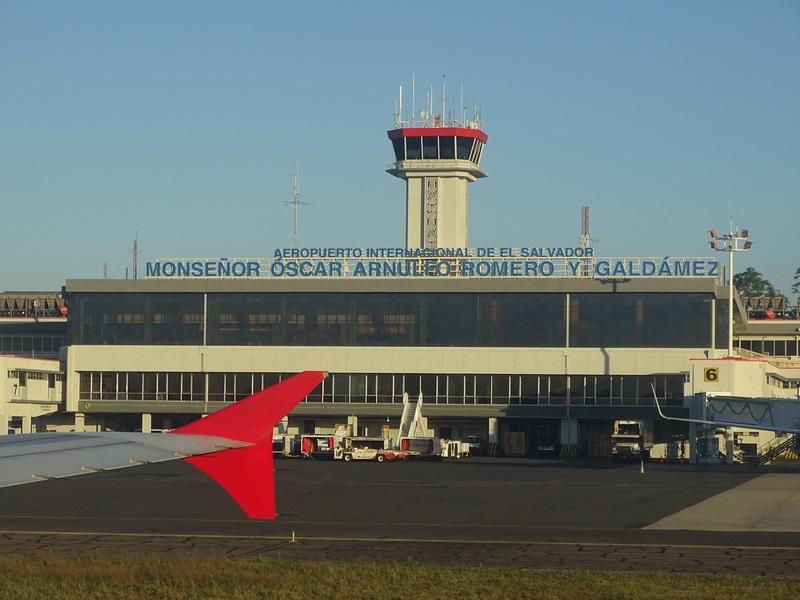 Aeroport San Salvador