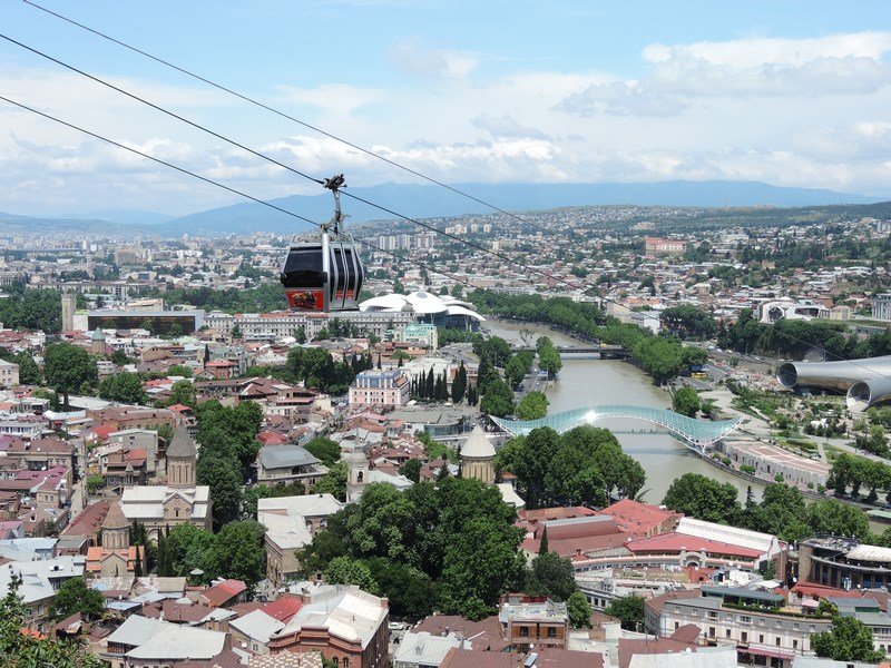 Tbilisi Teleferic Copy