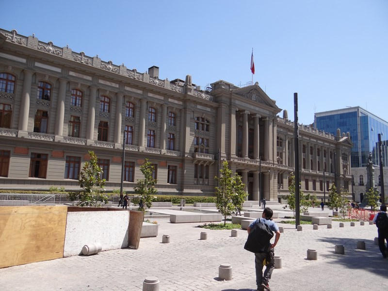 Palat Prezidential Chile
