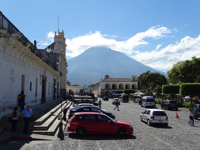 Volcano Del Agua