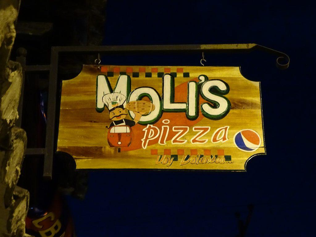 Pizzeria Molis Copan