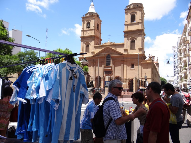 Piata In Buenos Aires