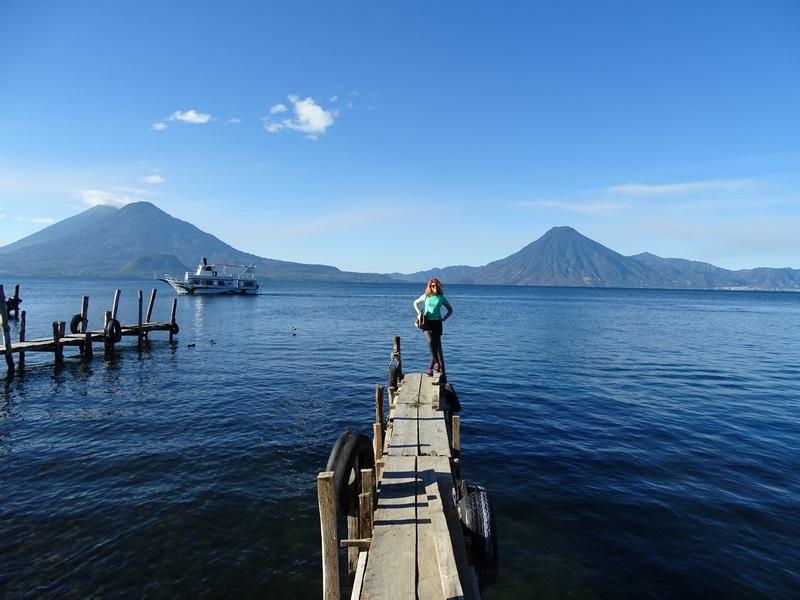 Atitlan Lake Guatemala