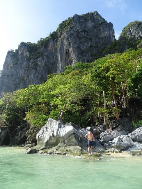 Plaja El Nido Palawan