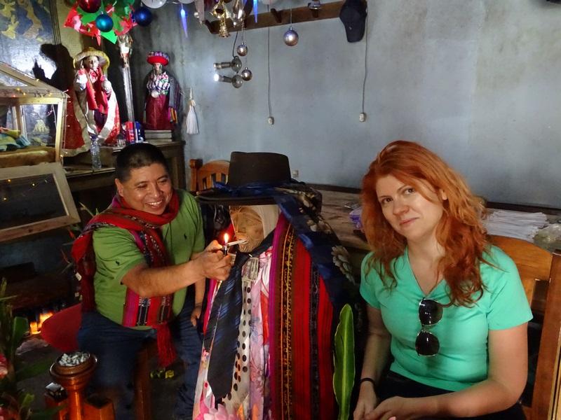 . Maximon Guatemala
