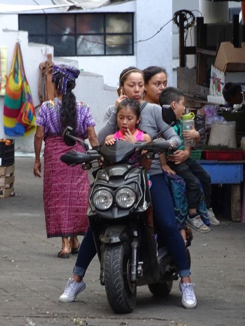 Motocicleta Atitlan