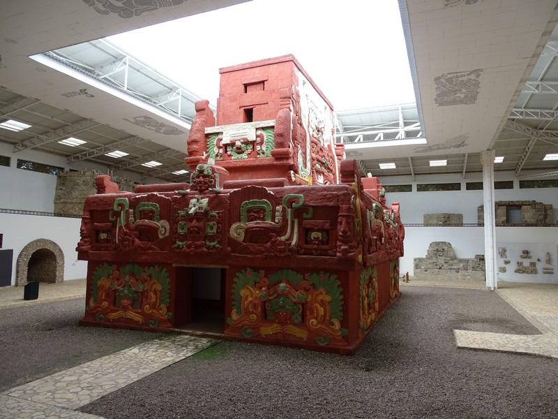 Muzeu Maya Copan