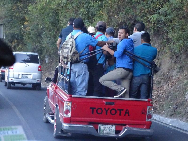 Transport Guatemala