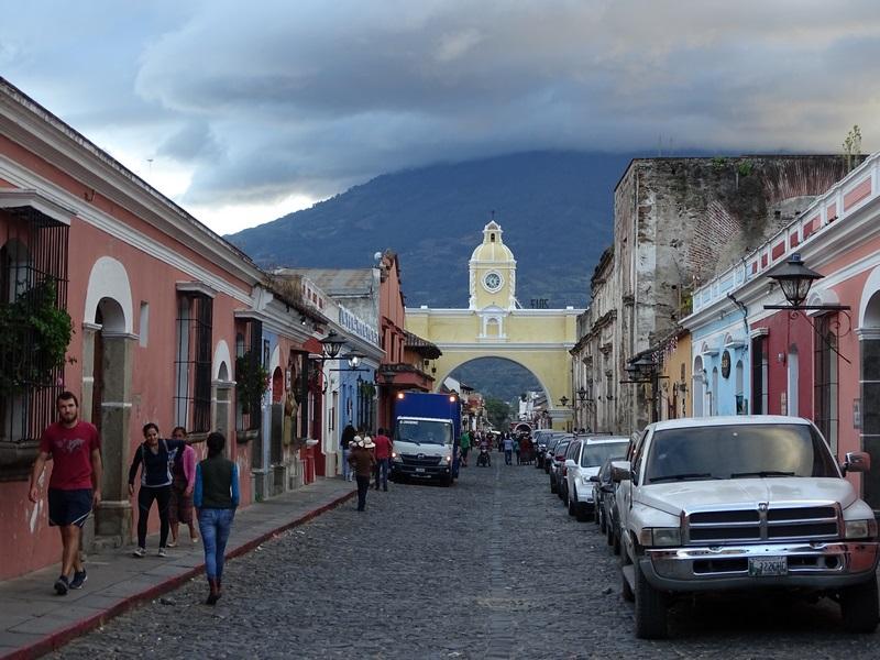 Santa Catalina Antigua Guatemala