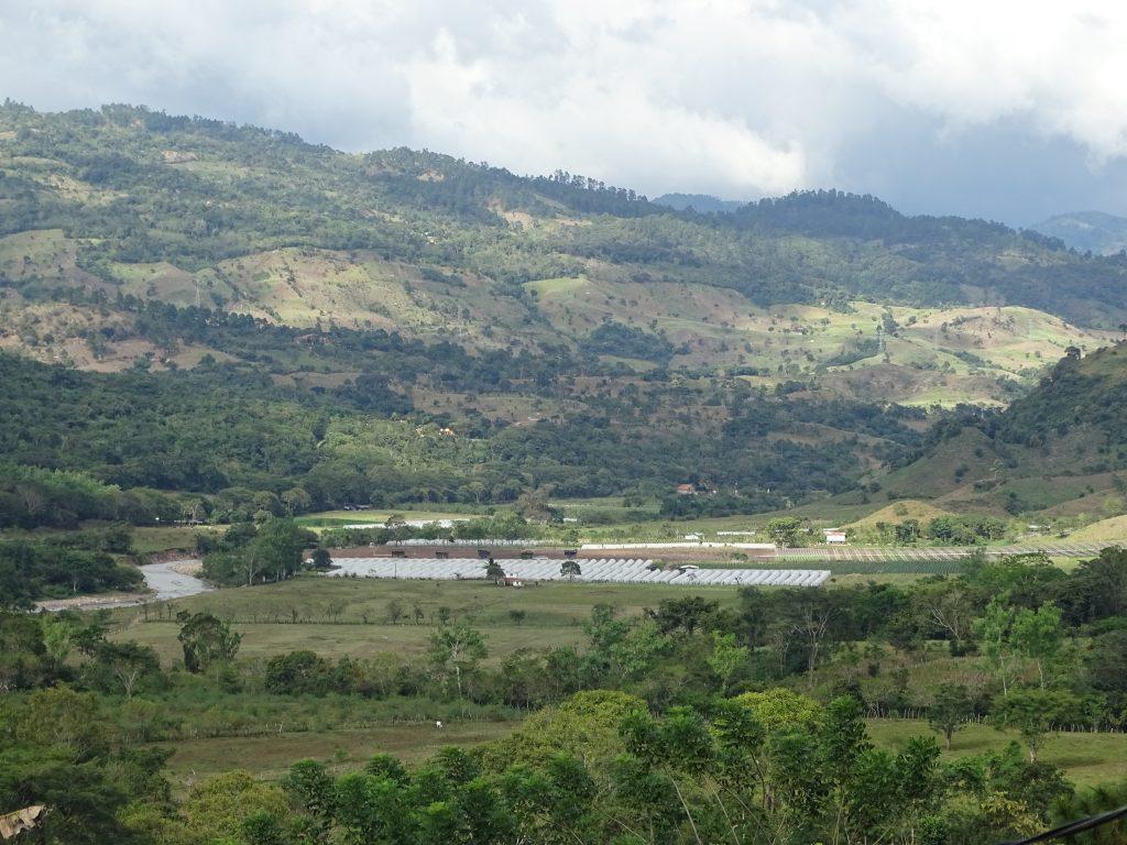 Panorama Sat Honduras