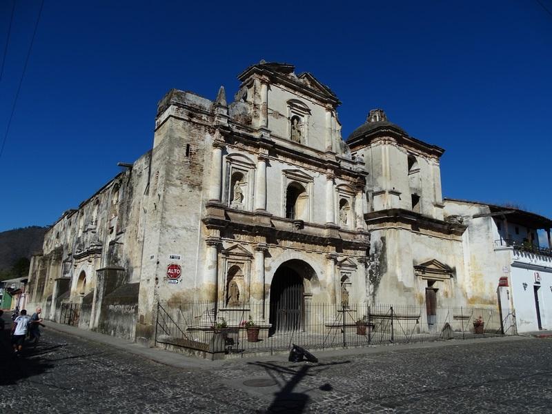 Biserica Ruina Antigua