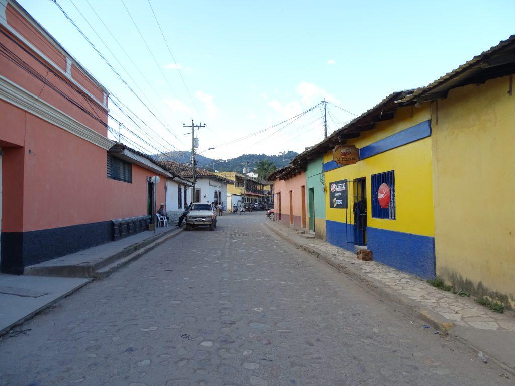 Strazi Copan Honduras