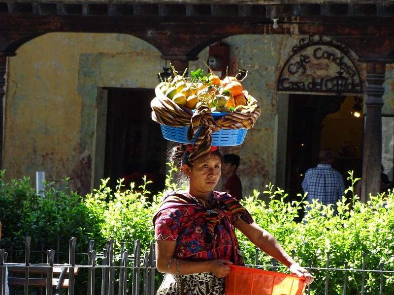 Femeie Guatemala