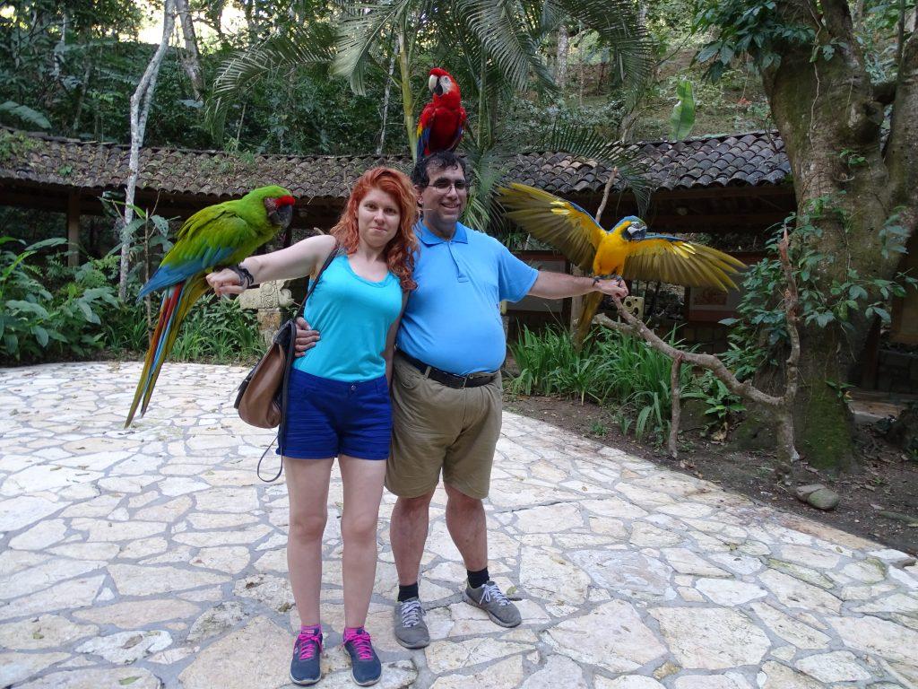 Macaw Mountain Copan Honduras
