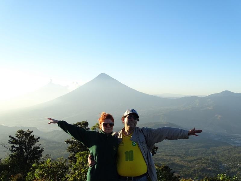 Vulcani Guatemala
