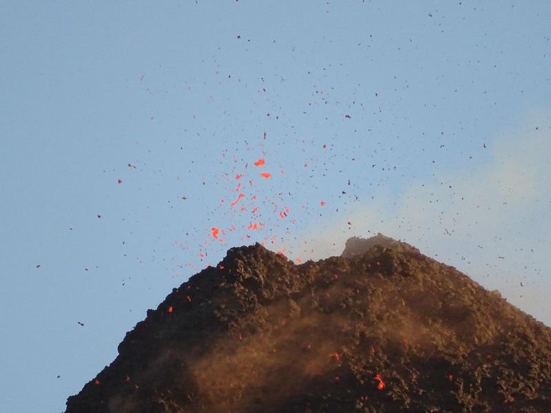 Eruptie Pacaya