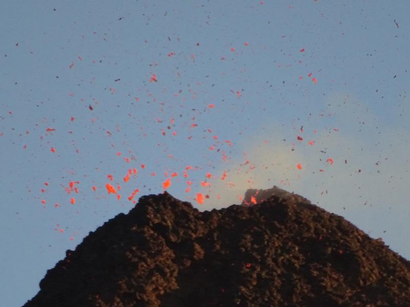 Pacaya Eruption