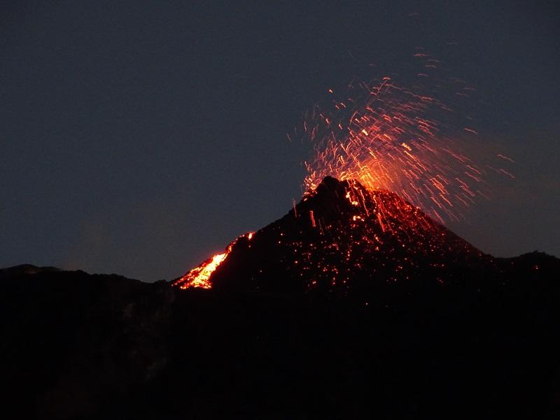 Eruptia Guatemala