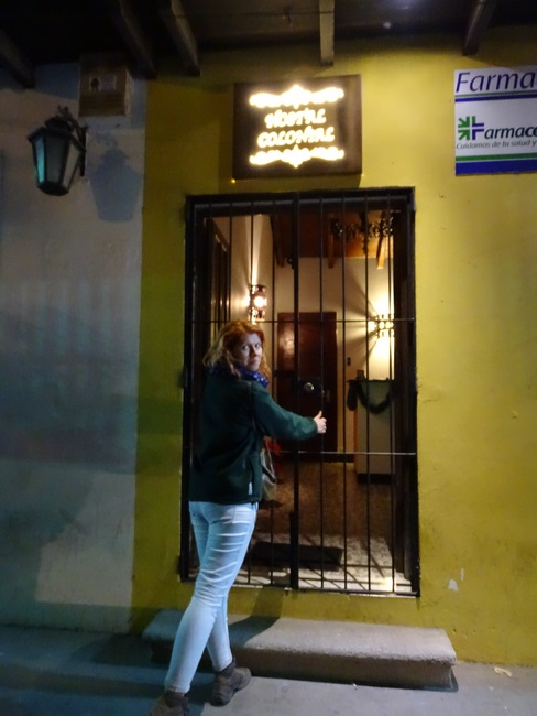 Hotel Colonial Antigua Guatemala