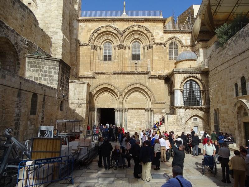 Biserica Nativitatii Ierusalim