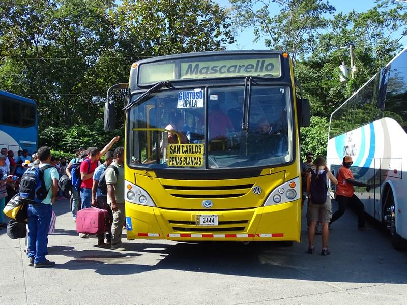 Autobuz Costa Rica