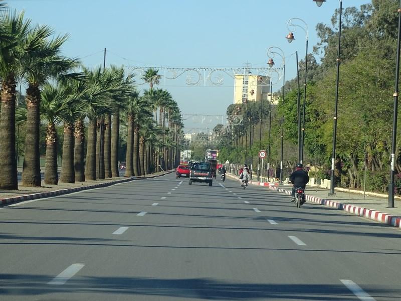 . Bulevard Fez