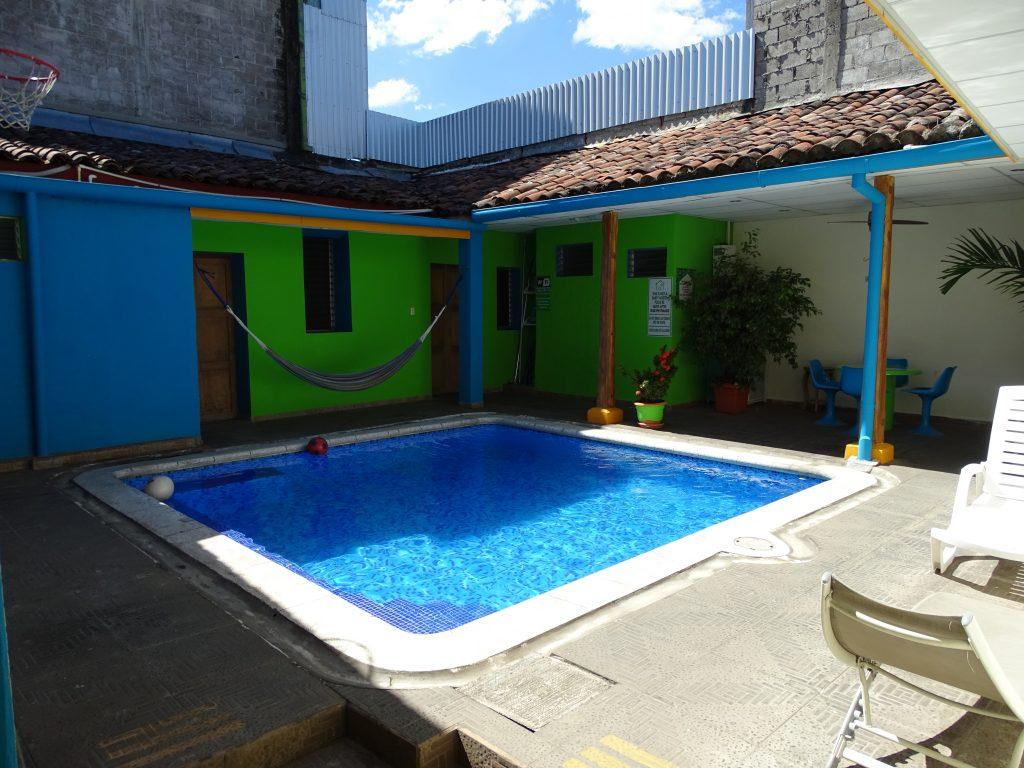 Piscina Casa Verde Santa Ana El Salvador