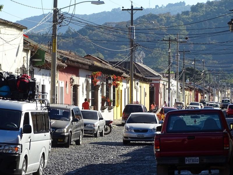 Strazi Antigua Guatemala