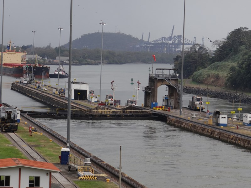 . Miraflores Locks